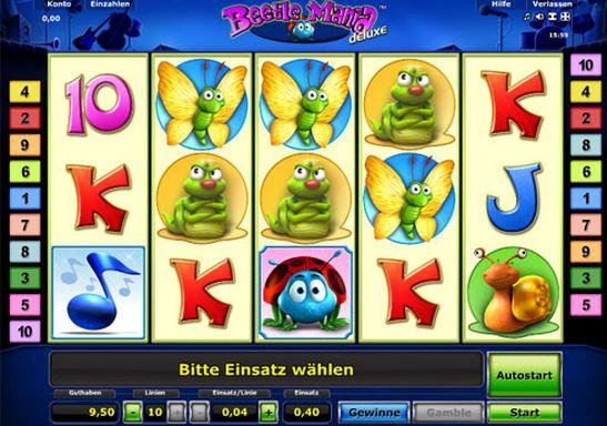 novoline beetle mania online