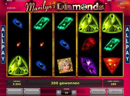 novoline marilyns diamonds online